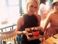 Claire Holt -Fanstang Comic-Con China May 29, 2015