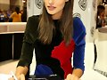 Phoebe Tonkin - The Originals Comic-Con Signing