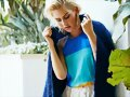 Claire Holt photoshoot Who What Wear 2015