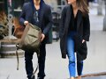 Phoebe Tonkin Paul Wesley- Manhattan New York 2016