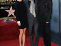 Claire Holt -2016 David Duchovny Honored With Star
