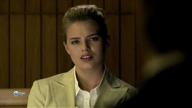 Indiana Evans en A Model Daughter The Killing o...