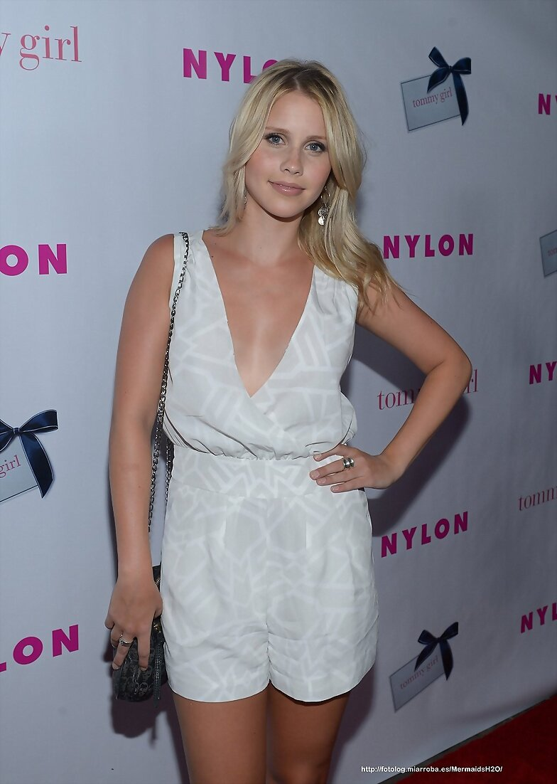 Claire Holt - NYLON Magazine And Annual Hollywood