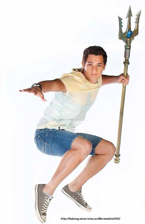 Zac de Mako Mermaids