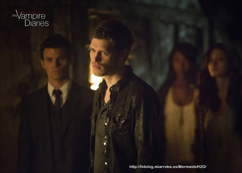 Crónicas Vampíricas 4x20 The Originals