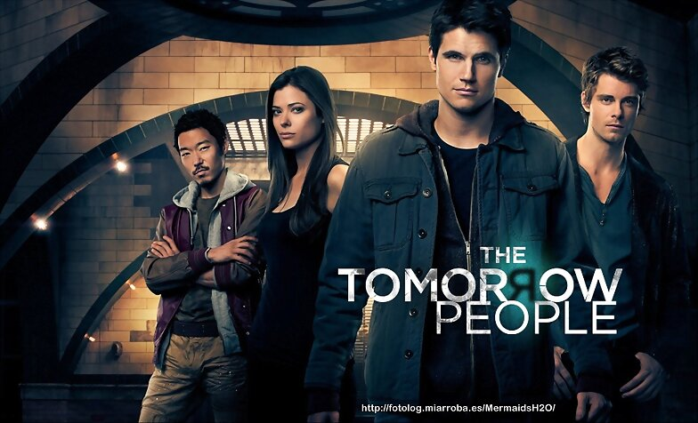 Foto promocional de The Tomorrow People