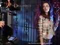 BTS photoshoot de Phoebe Tonkin para The Originals