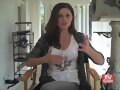 Entrevista a Phoebe Tonkin en el set The Originals