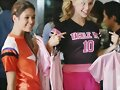 "Fotos promoción de Claire en su peli ""Mean Girls2"""