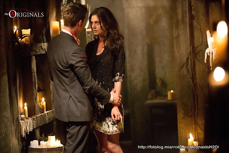 The Originals 1x22 From a Cradle to a Grave SINOPS