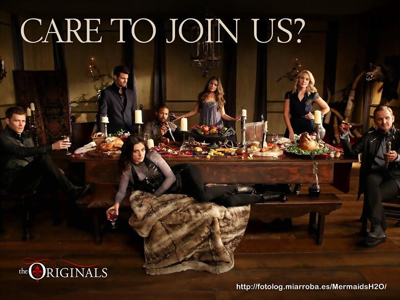 Phoebe Tonkin-The Originals poster de Thanksgiving