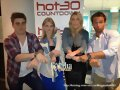 Cariba Heine - Hot30 Countdown (Sep 11, 2012)