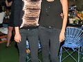 Phoebe Tonkin - Rebecca Minkoff Denim Launch Party