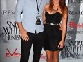Luke Mitchell & Rebecca Breeds - 2012 Snow White..