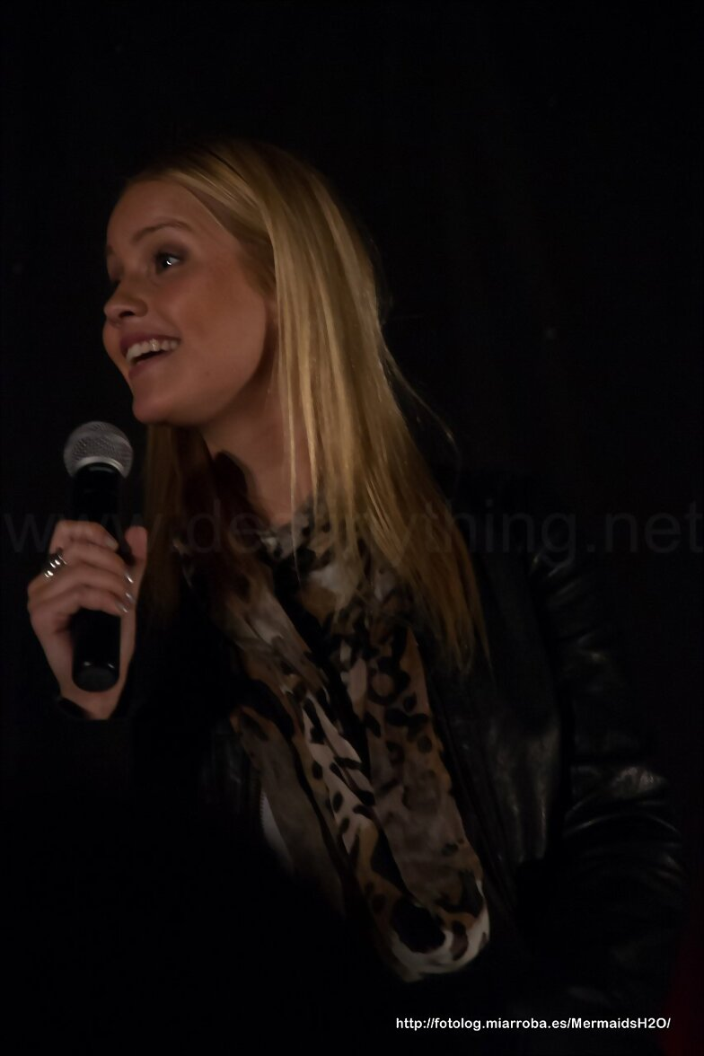 Claire Holt - Insurgence 4 Convention Jun 23, 2012
