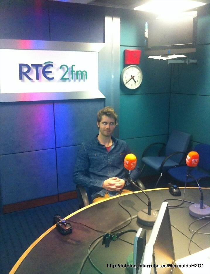 Luke Mitchell - 2 FM (Apr 16, 2013)