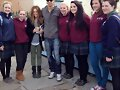 Luke Mitchell & Rebecca Breeds - Sligo 2013