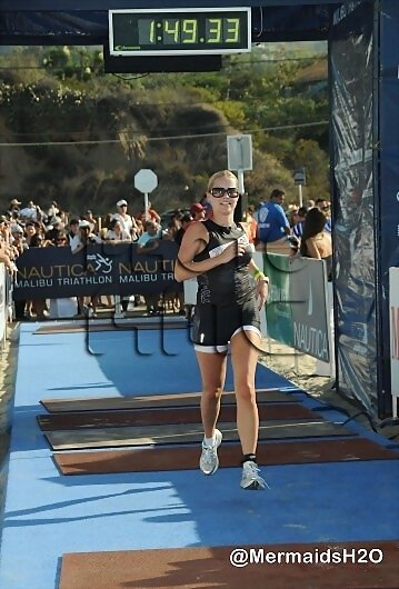 Claire Holt - 26th Annual Nautica Malibu Triathlon