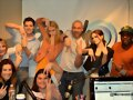 Lucy Fry, Zoey Deutch - Breathe Radio 2014