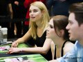 Lucy Fry - Vampire Academy Meet Fans San Francisco