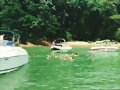 Phoebe Tonkin - Lake Lanier, Georgia July 26, 2015
