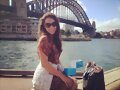 Allie Bertram en Sydney