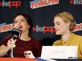 Lucy Fry - Panel Comic-Con New York 2013