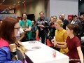 Lucy Fry Autograph Signing Comic-Con New York 2013