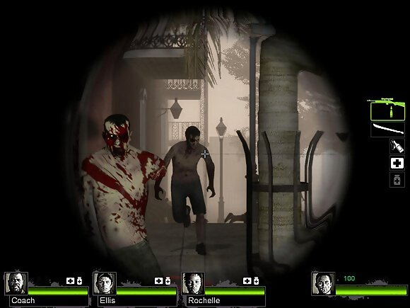 left of the dead 2