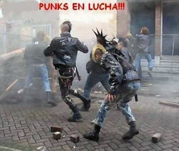 PUNK en luncha