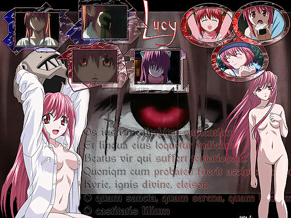 elfen lied (cancion elfica)