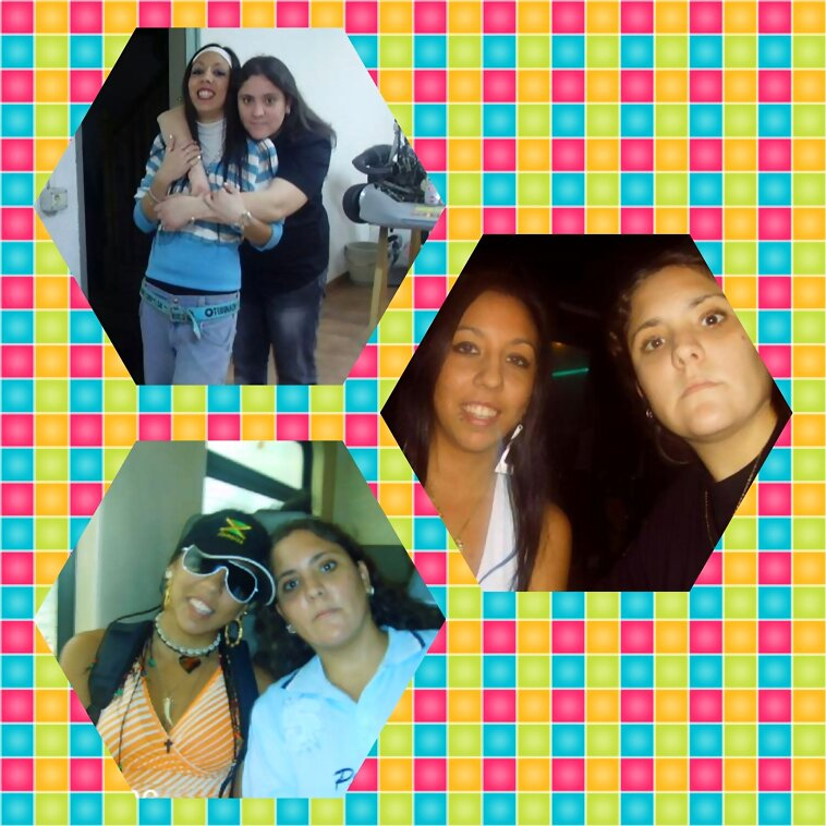Collage Rosana&Yo