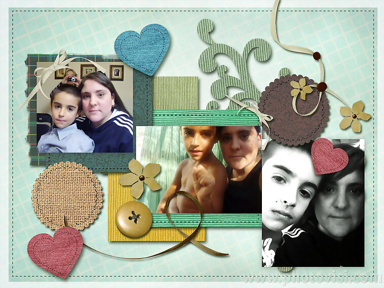 Collage Hugo&Yo
